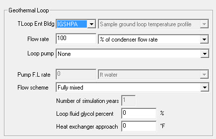 Modeling Ground Source Heat Pump Systems and Equipment in