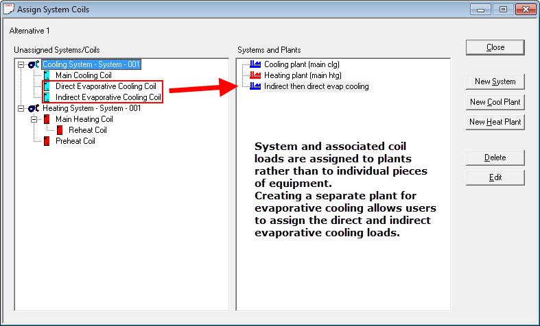 Modeling evaporative cooling
